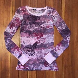 Patterned Rue21 Top💘